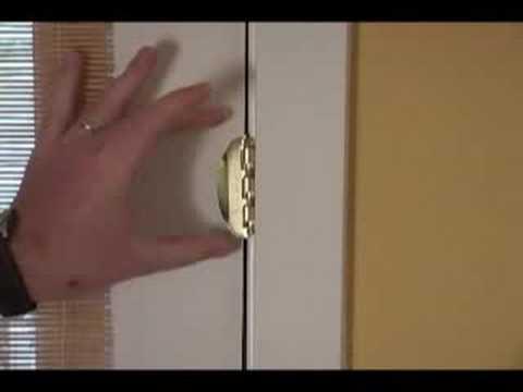 Door Flip Lock Youtube
