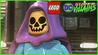 LEGO DC Super Villains - How To make a Custom Character!