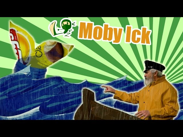 Moby Ick: The Gyre Consequences of Littering
