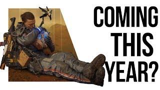 Death Stranding Will Be Out in 2019? Kojima Interview | Troy Baker Tweets | Retail Leaks