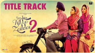 Nikka Zaildar 2 Title Track – Karamjit Anmol