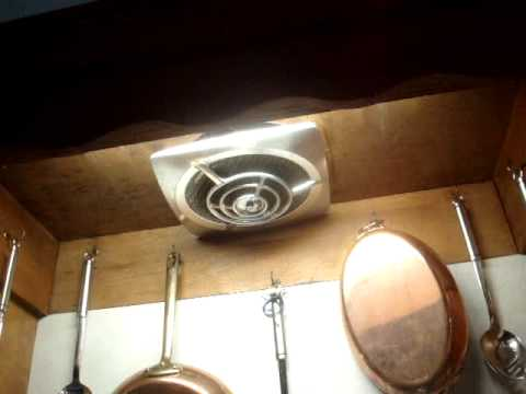 Nutone And Jenn Aire Kitchen Exhaust Fans Youtube