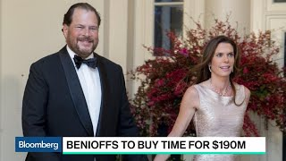 Why the Benioffs Are Buying Time Magazine