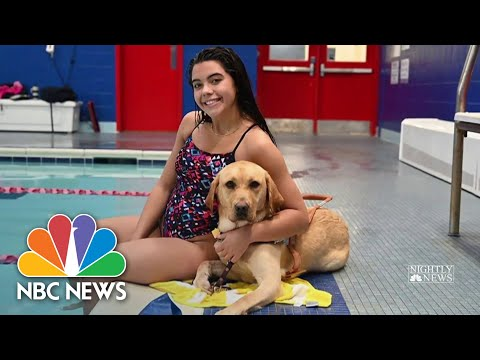 Paralympic Swimmer Shatters World Record On Her Way to Tokyo Games
