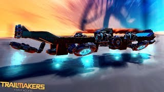 The Perfect Hoverboard Doesn't Exi... - Trailmakers Early Access Gameplay