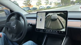 Tesla Autopilot V9 Auto Parking Improved?