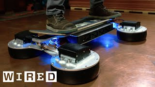 Riding the New Hendo Hoverboard 2.0 | OOO with Brent Rose