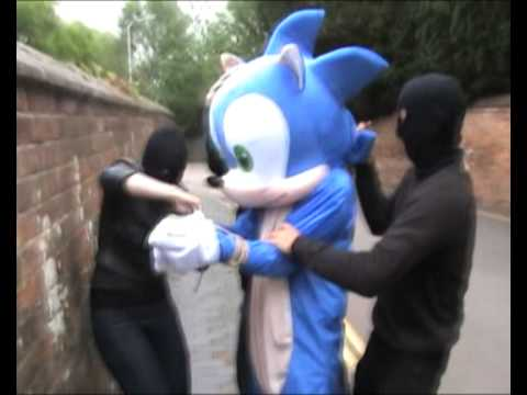 Stealing Sonic from Sega