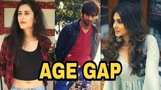 "Shocking | AGE GAP Of ""Bepannaah"" Cast 