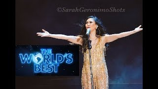 Sarah Geronimo joins The World's Best l FANMADE VIDEO