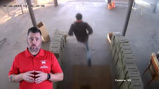 Robbing A Gun Store Is Not The Smartest Idea