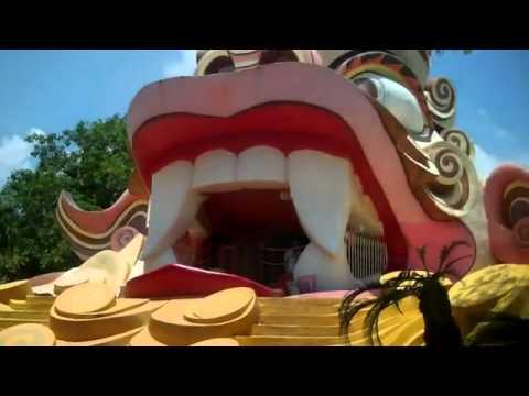 Vui chơi tại Suối Tiên