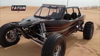 Tatum Aero - Sand Car