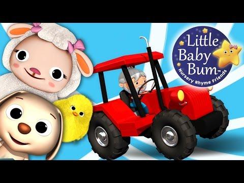 Old MacDonald Had A Farm | Part 2 | Nursery Rhymes | by LittleBabyBum!