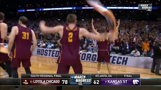 Loyola-Chicago Ramblers Advance to Final Four with Win Over Kansas State