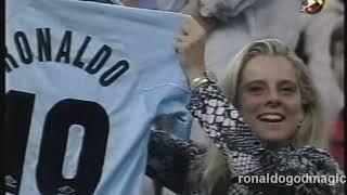 97/98 Home Ronaldo vs Lazio