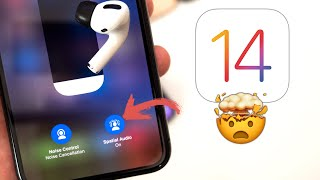 NEW iOS 14 AirPods Pro 3A283 Update - What's New?