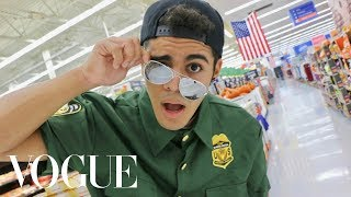 73 Questions with Joshua Suarez | Vogue Parody