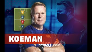RONALD KOEMAN | MY TOP 4 (LEGENDS)