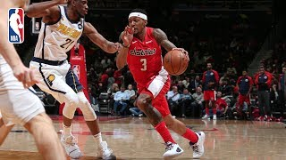 Full Game Recap: Pacers vs Wizards | Beal & Green Lead WAS