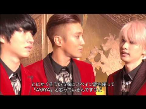 1/2 MAMACITA JAPANESE ver MV MAKING DVD