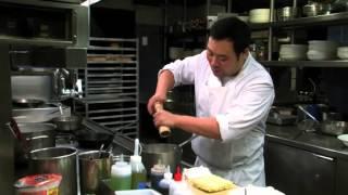 How to Make Instant Ramen Cacio e Pepe with David Chang
