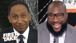 Stephen A. is forced to give props to LSU for beating Alabama | First Take