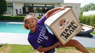 TIANA'S SURPRISE BOX!! What's Inside?