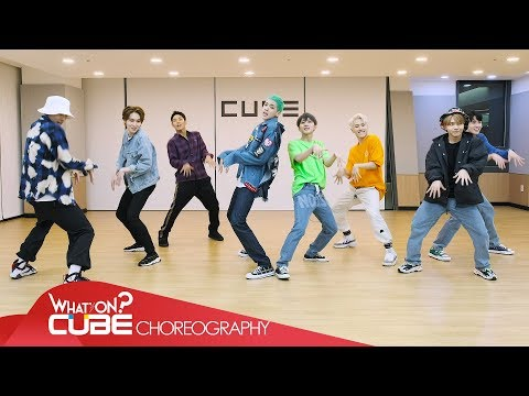 PENTAGON(펜타곤) - '청개구리(Naughty boy)' (Choreography Practice Video)