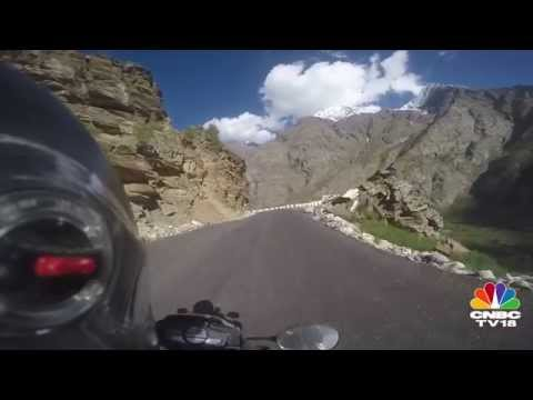 Mahindra Centuro - Rise Above Ride 2014