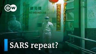 Hong Kongers fear coronavirus could spread through pipes   DW News