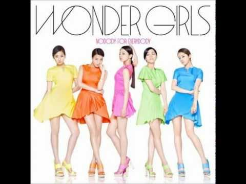 Wonder Girls Nobody ~あなたしか見えない~ (Japanese Version)