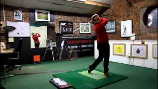 CONSISTENT GOLF CLUB RELEASE USING THE BODY VS THE HANDS FLIP
