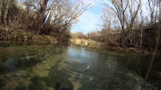 Trucha autóctona del berguedà, pesca con mosca