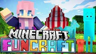 LDShadowLady's Weird Circus! | Ep. 9 | Minecraft FunCraft