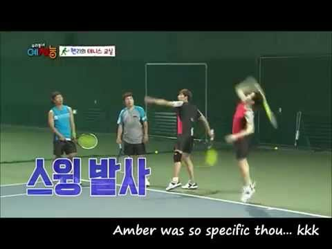 Amber 's ideal type is... Henry?  (detailed)