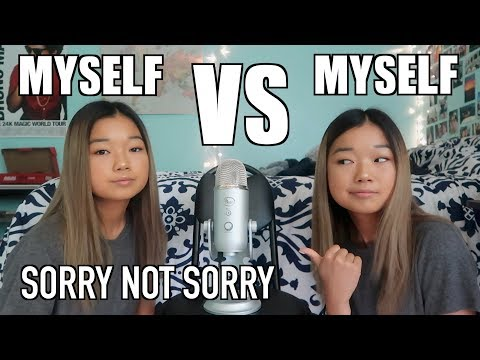 Demi Lovato - Sorry Not Sorry (SING OFF vs. MYSELF)