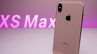 Why I Still LOVE My iPhone XS Max