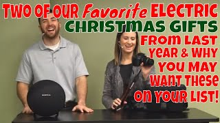 Two of Our Favorite Electronic Christmas Gifts From Last Year & Why You May Want These on Your List!