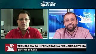 Tecnologia da Informação na Pecuária Leiteira - Entrevista com o especialista Carlos A. Lima (Cacá)