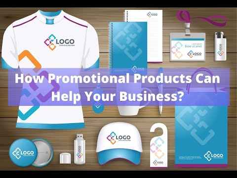 How Promotional Products Can Help Your Business?