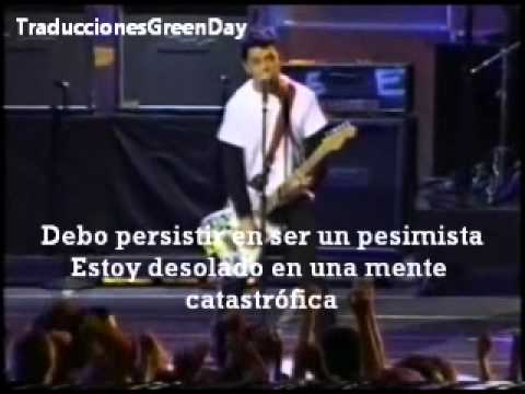 GREEN DAY - Armatage Shanks (Traduccion - Español)