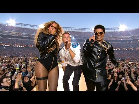 2016 Super Bowl Halftime Show (Korean Lyrics, 한글 가사)