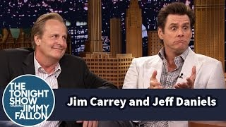 Jim Carrey And Jeff Daniels Talk Dumb And Dumber To