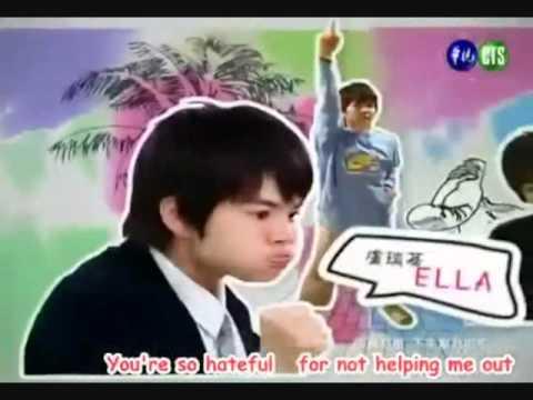 Hana Kimi Taiwan Eng Sub Ep 1 Part 1