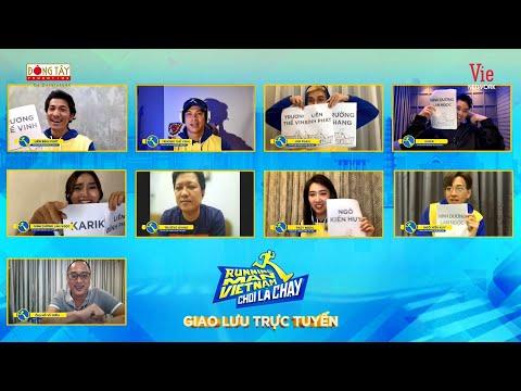 Dàn cast Running Man Vietnam giao lưu trực tuyến phần 2 | Những cuộc bốc phốt không hồi kết