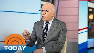 'Fire And Fury' Author Michael Wolff: 'I Absolutely' Spoke To President Donald Trump | TODAY