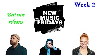Best New Releases from New Music Friday 2019 Week 2