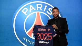 #NeymarJr2025 | The Interview | PSG