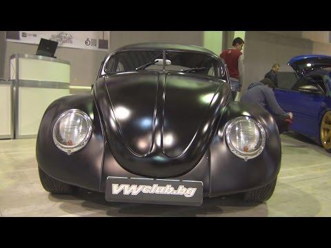 Volkswagen Beetle 1.5 45 hp (1968) Exterior in 3D